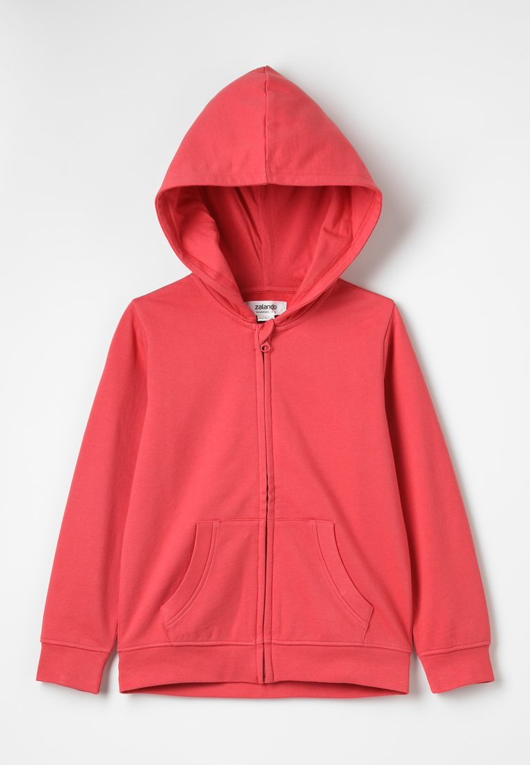 Zalando Essentials Kids - veste en sweat zippée - cranberry
