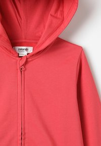 Zalando Essentials Kids - Felpa aperta - cranberry - 4