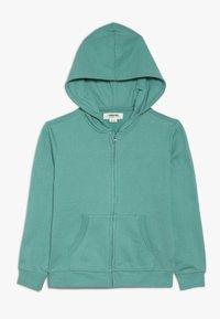 Zalando Essentials Kids - Zip-up hoodie - beryl green - 0