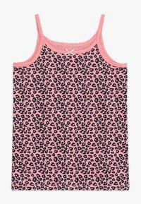 Zalando Essentials Kids - 3 PACK - Undershirt - pink/peacoat - 3