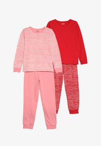 Zalando Essentials Kids - 2 PACK - Pyžamová sada - pink/red - 5
