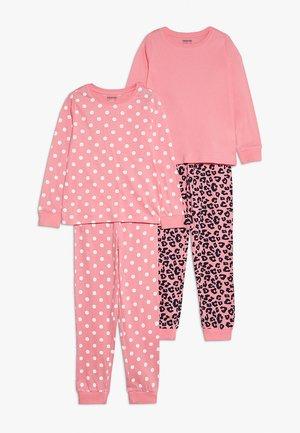 2 PACK - Pyžamová sada - pink