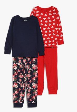 2 PACK - Pyžamová sada - peacoat