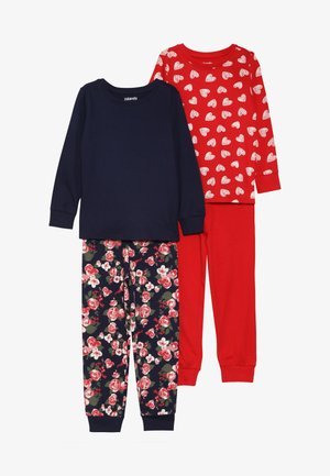2 PACK - Pyjama set - peacoat
