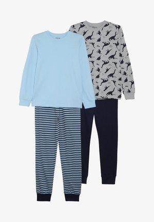 2 PACK  - Pyjama set - cerulean