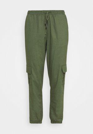 YFILIZ PANT - Pantalon classique - ivy green