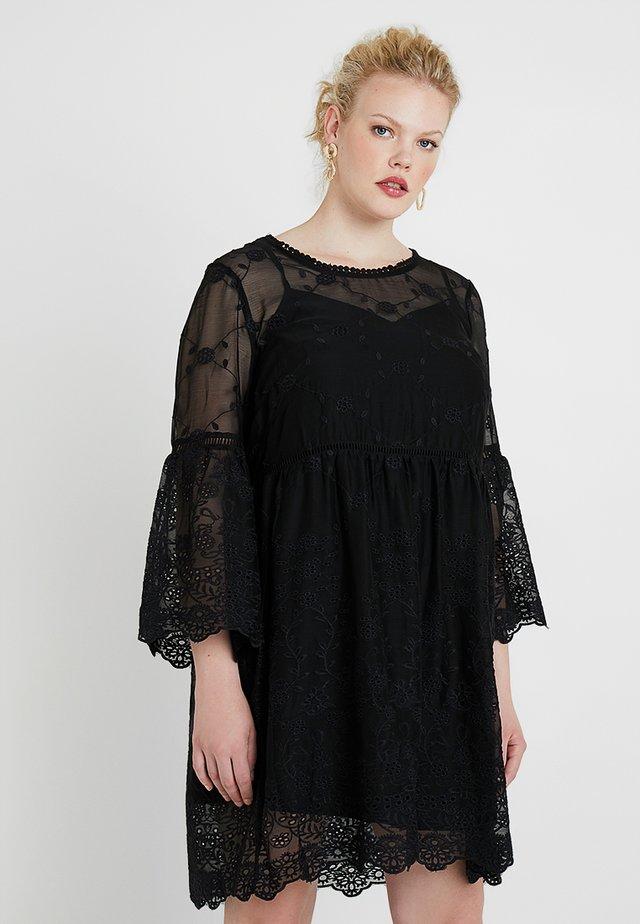 ZANGLAISH DRESS - Vestito estivo - black