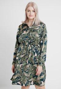 ZAY - YOLCAY DRESS - Paitamekko - dark olive - 0