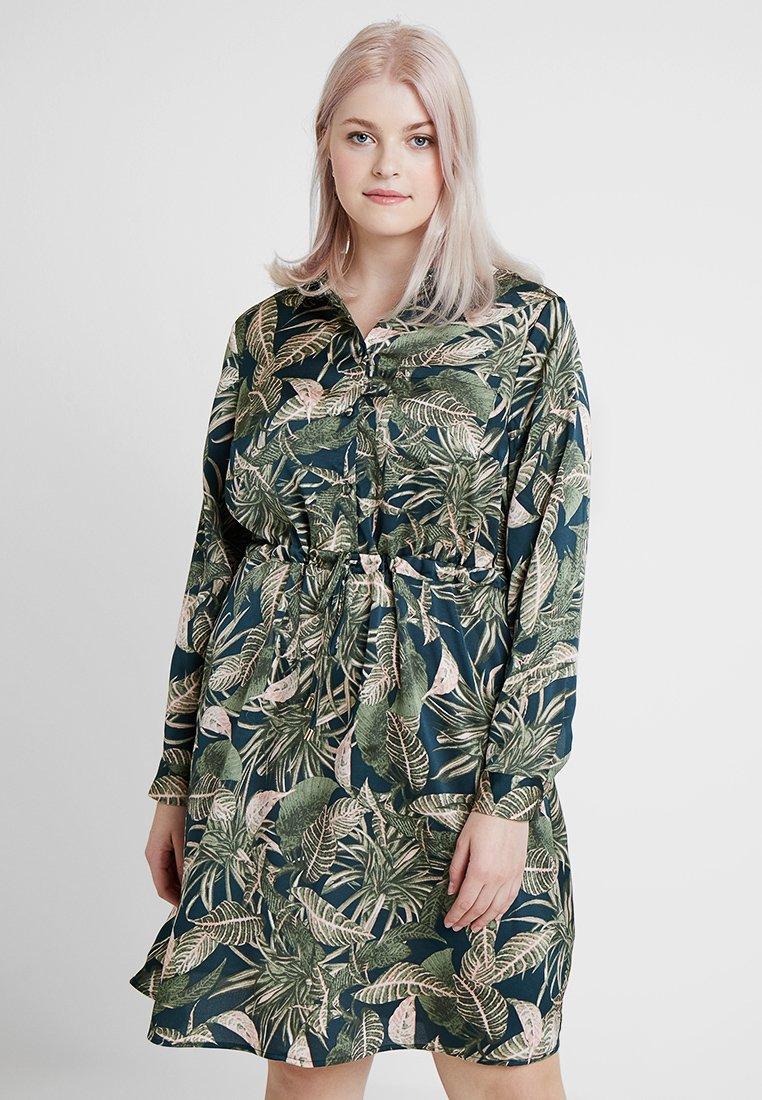 ZAY - YOLCAY DRESS - Paitamekko - dark olive