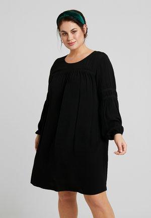 YLONA DRESS - Korte jurk - black