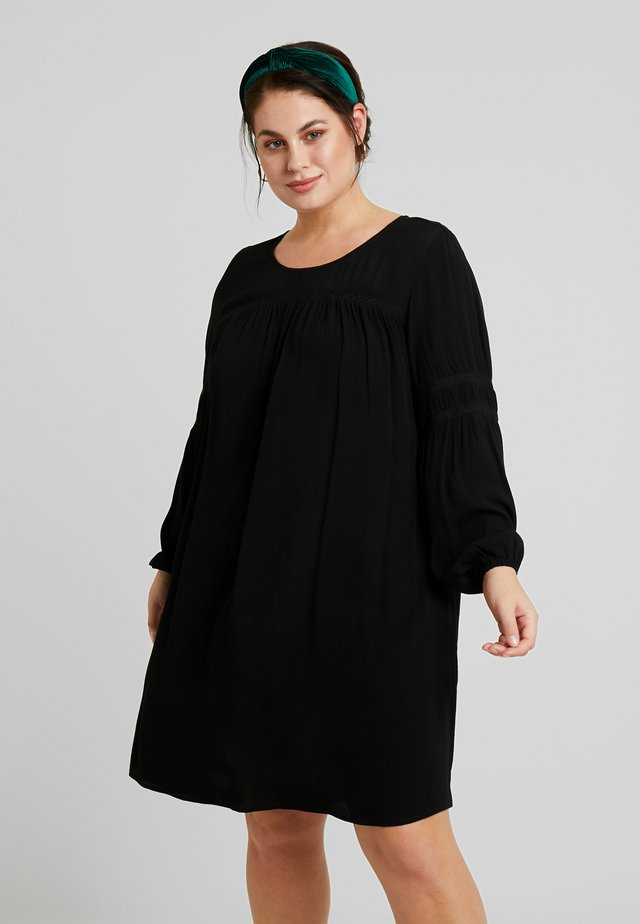 YLONA DRESS - Vestito estivo - black
