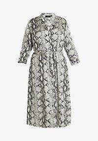 ZAY - YLAILA DRESS - Košilové šaty - white - 5