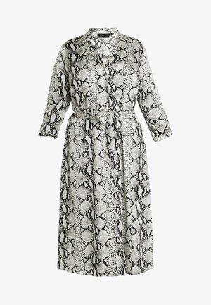 YLAILA DRESS - Košilové šaty - white