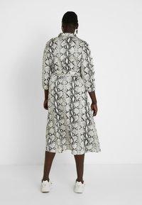 ZAY - YLAILA DRESS - Košilové šaty - white - 3