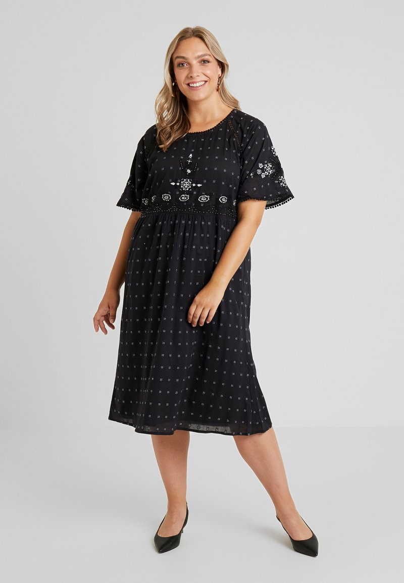 ZAY - DRESS - Vardagsklänning - black