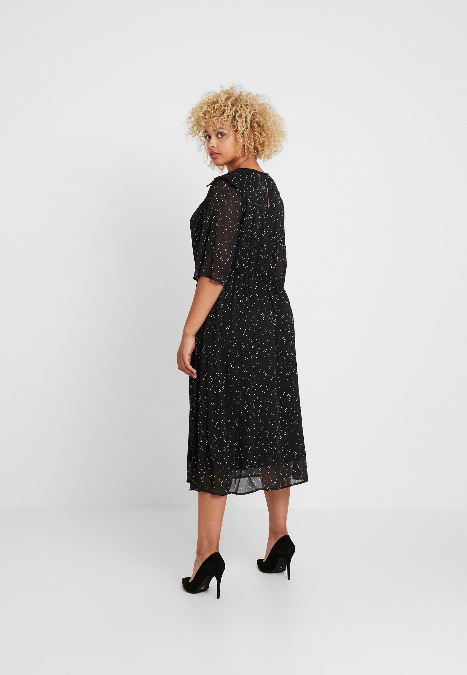 DressRobe Ylady Black 1 Zay 2 D'été UpqVLGSzM