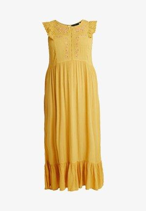 YSARAI DRESS - Maxi šaty - gold