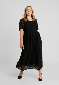 ZAY - YSANNA DRESS - Maksimekko - black - 1