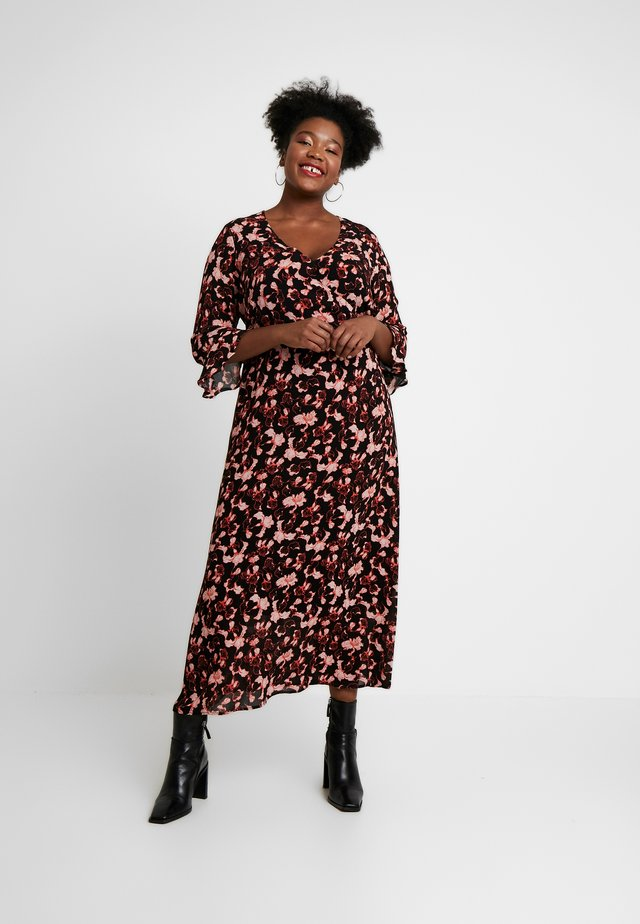 YLEONORA DRESS - Maxikleid - black