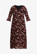 YLEONORA DRESS - Robe longue - black