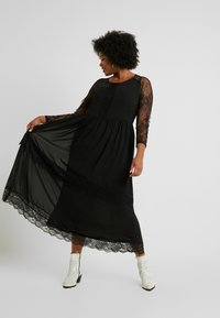 ZAY - YAMALIE DRESS - Maxikjole - black - 2
