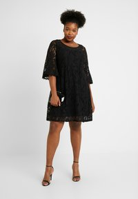 ZAY - YLACE DRESS - Vestito elegante - black - 2