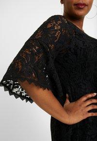 ZAY - YLACE DRESS - Vestito elegante - black - 5