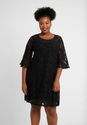 YLACE DRESS - Juhlamekko - black