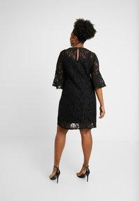ZAY - YLACE DRESS - Vestito elegante - black - 3