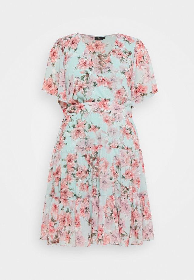 3/4 DRESS - Cocktailkleid/festliches Kleid - multi-coloured