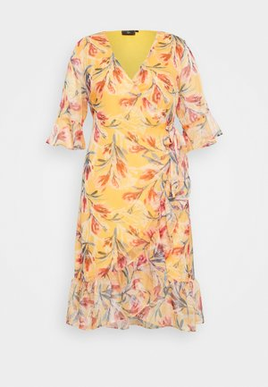 YLAVRIN DRESS - Korte jurk - multicoloured