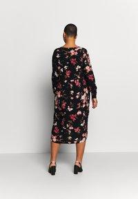 ZAY - YELMA DRESS - Abito a camicia - black - 2