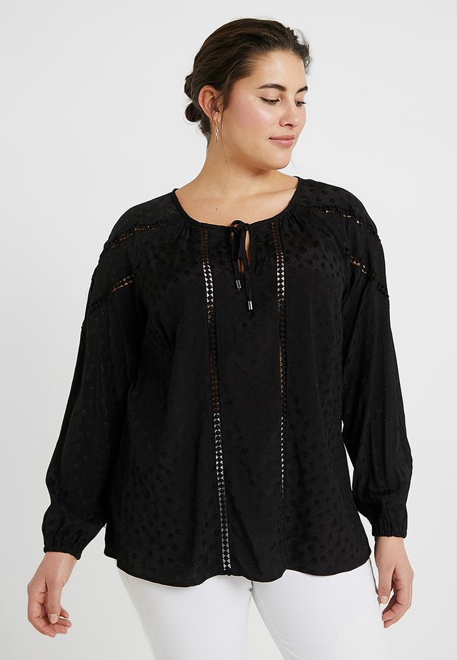 ZOHEME BLOUSE - Bluse - black