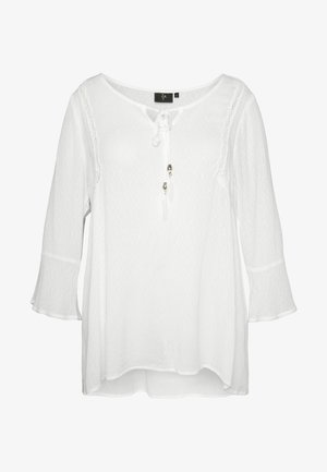 YEMMI BLOUSE - Bluse - bright white