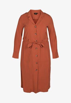 Trenchcoat - orange