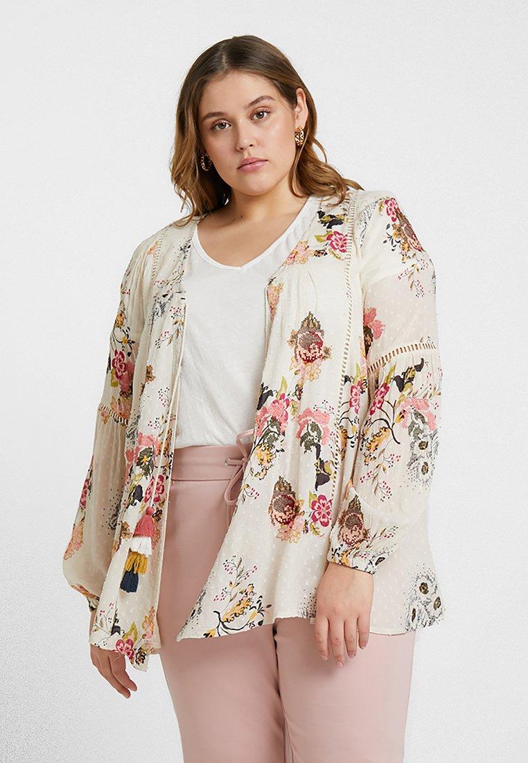 ZAY - YAEL  - Summer jacket - snow white