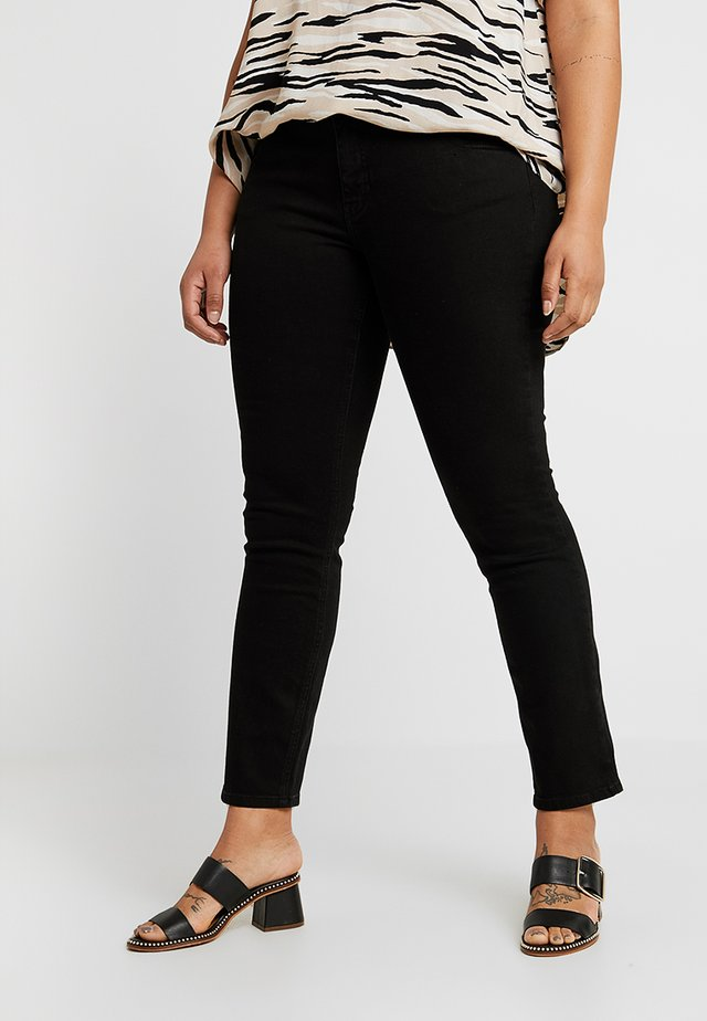 LONG SANNA EXTRA - Jeans Skinny Fit - black