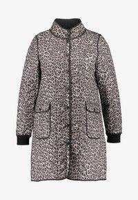 ZAY - YZITA COAT - Krátký kabát - black - 4