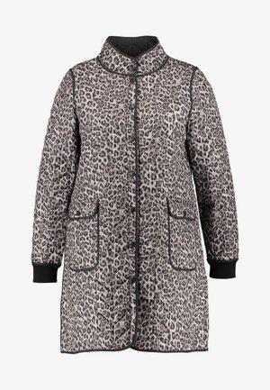 YZITA COAT - Abrigo corto - black