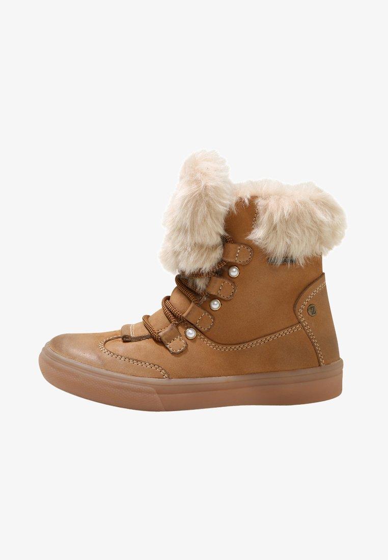 Zebra Schuhe - KIM - Zimní obuv - beige