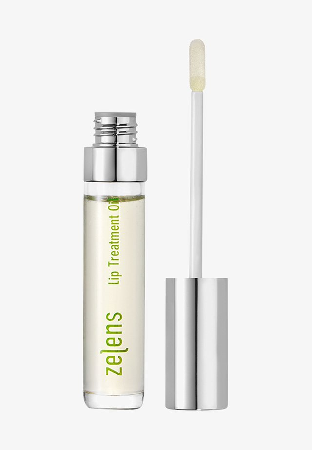 ZELENS LIP TREATMENT OIL - Lip scrub - -