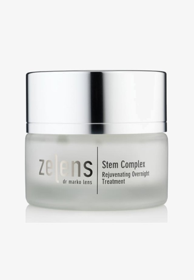 ZELENS STEM COMPLEX REJUVENATING OVERNIGHT TREATMENT - Night care - -