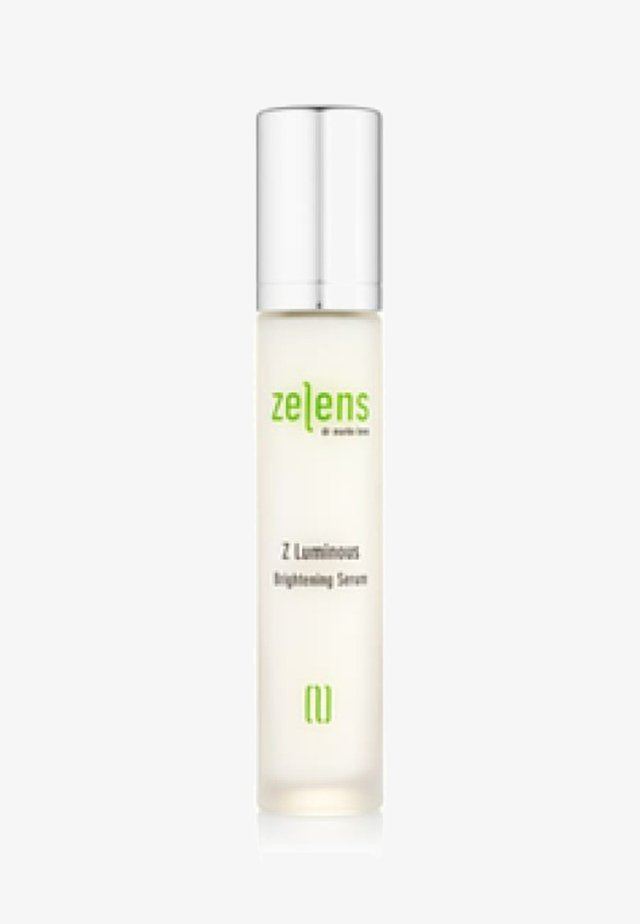 ZELENS Z LUMINOUS BRIGHTENING SERUM - Serum - -
