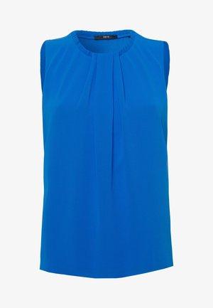 Blouse - fresh blue
