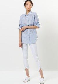 zero - Button-down blouse - fresh blue - 1
