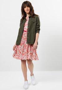 zero - Summer jacket - khaki - 1
