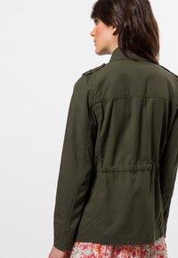 zero - Summer jacket - khaki - 2