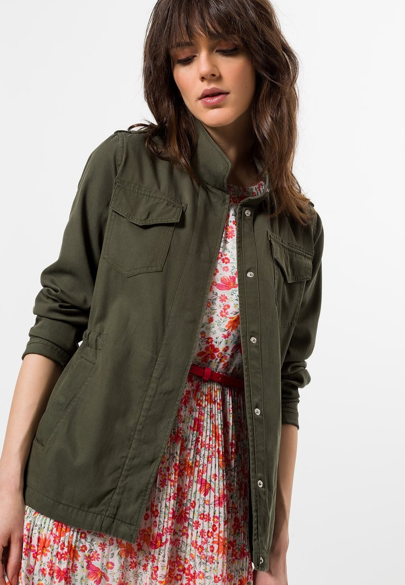 zero - Summer jacket - khaki