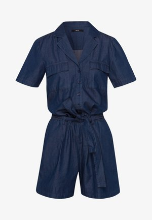 Jumpsuit - dark blue wash out