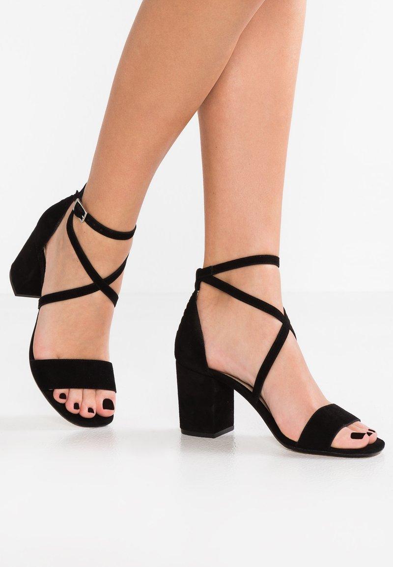 Zign - Sandaler - black